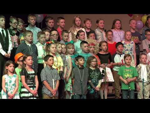 NDES Spring Music Program 2018