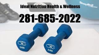 Nutrition Health & Wellness Weight loss