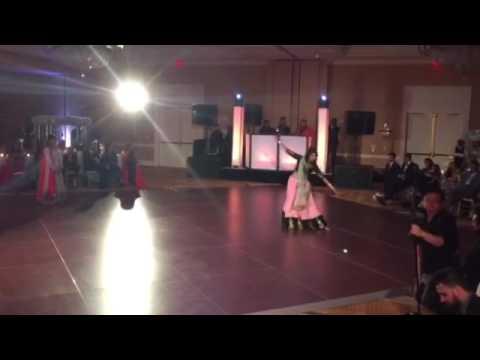 Julie & Dipen Patel Wedding Dance - May 21st 2016
