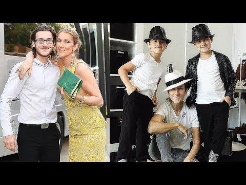 Celine Dion's Sons ★ 2018 Mp3