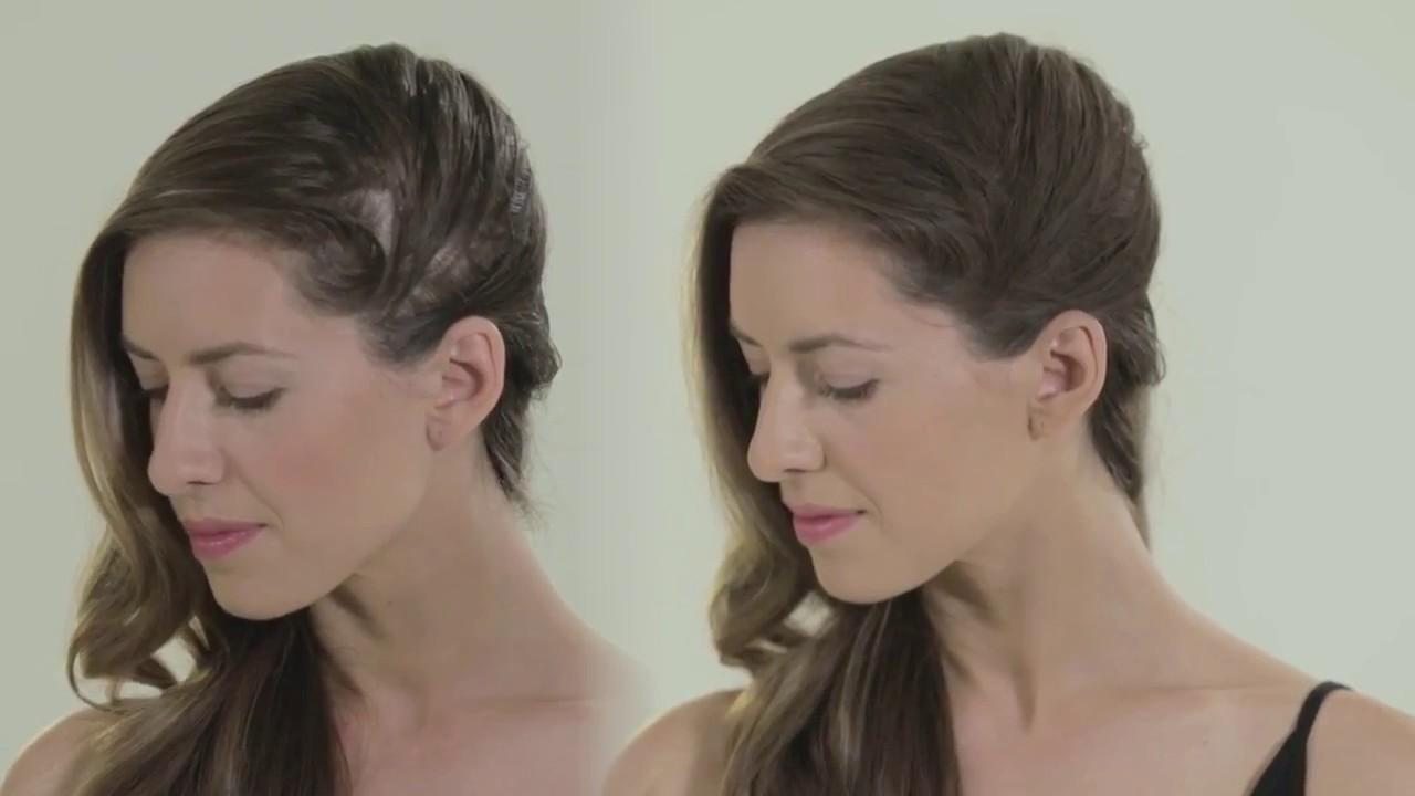Ленточное наращивание волос Ombre Hair Extension , накладка для .