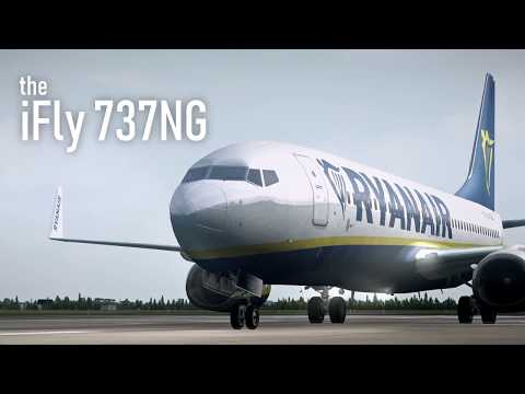 737NG HD Texture Pak for 64-bit P3D v4 (Released) - iFly Development