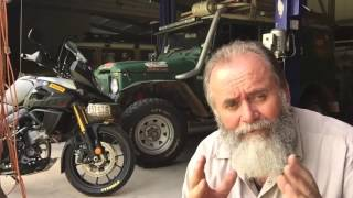 Roothy drops his balls - Cooper Tire STT Pro