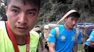 British army traning    Doko Carry    Gurkha Max Kathmandu