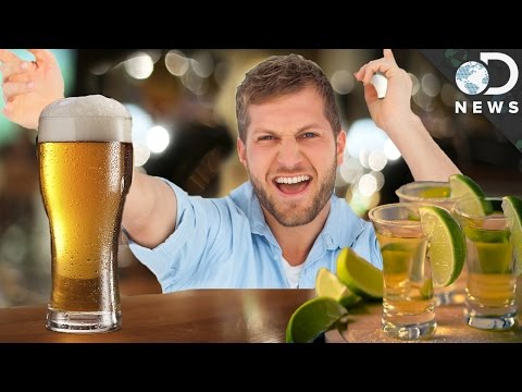 Beer Drunk vs. Tequila Drunk: What's The Difference?