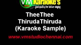 TheeThee Karoake ThirudaThiruda Tamil