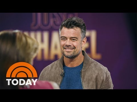 Josh Duhamel Talks About New Series 'Unsolved' And Film 'Love, Simon' | TODAY