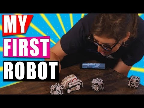 My First Robot  Mayim Bialik