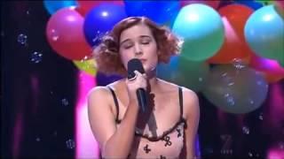 The X Factor Australia 2012 - Bella Ferraro - Live Show 2