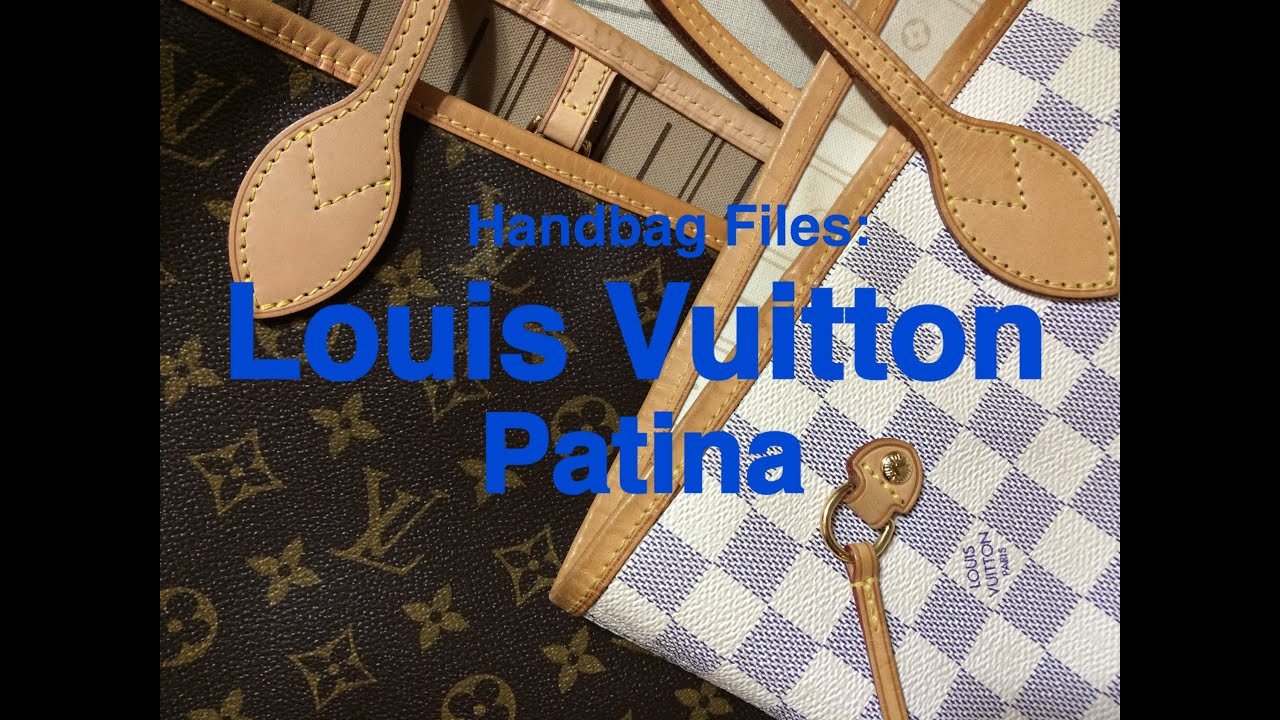 15e533855c26 Louis Vuitton Vachetta  Patina