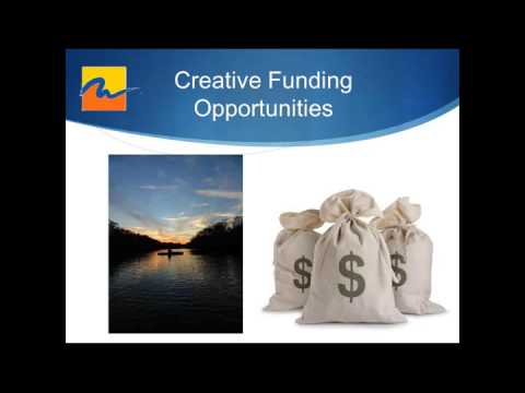 Blue Trails Webinar: Finding Creative Funding Sources for Recreation and Conservation