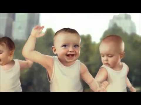 Baby nhẩy Gangnam style, Baby Baby nhẩy nhạc sàn, Gangnam Style