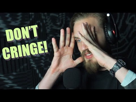Thumbnail: TRY NOT TO CRINGE CHALLENGE (PewDiePie React)