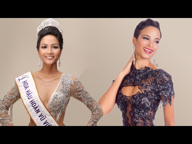 Miss Universe Vietnam 2018: Her Face similar to Miss Jamaica 2014