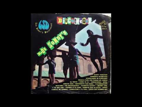 Los Sonny?s - Discotheque (LSD) (1967) (Full Album  Album Completo)