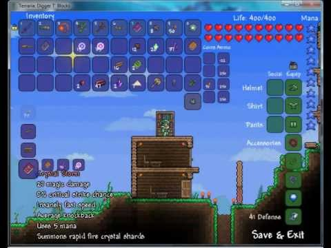 Terraria Continuation Pt 9 Bookcase And Spells Youtube