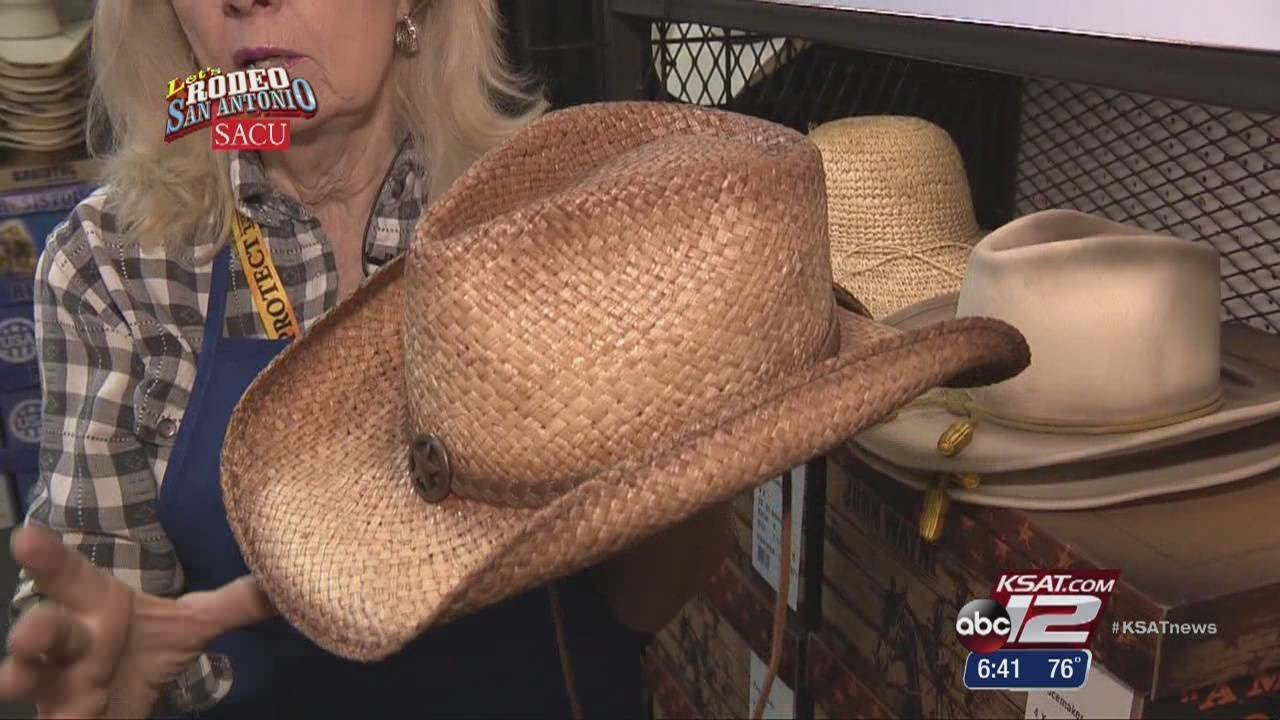 VIDEO: Choosing the right cowboy hat