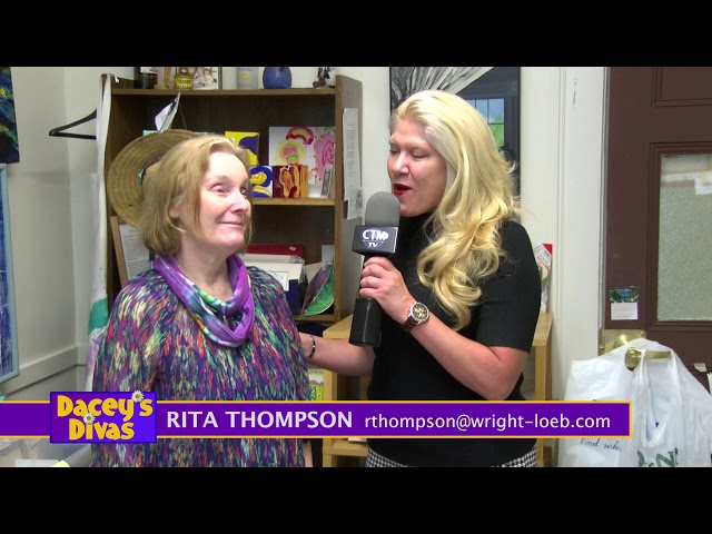 Daceys Divas 148: Artists of the Chelmsford Center for the Arts