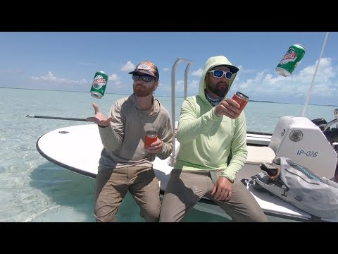FLY FISHING IN CUBA - BEERS AND BONEFISH BATTLE