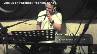 Bruno Mars - Locked Out Of Heaven Cover By Bryan & Sphinx Band