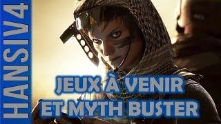 Les jeux à venir et mythe buster sur House (Rainbow Six Siege gameplay/commentaire FR)