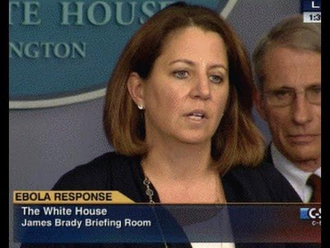 WHITE HOUSE PRESS CONFERENCE ON EBOLA BREAKDOWN