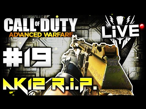 SiCK AW Gameplay! LITERALLY! - LiVE w/ ELiTE #19 (Call of Duty Advanced Warfare Multiplayer)
