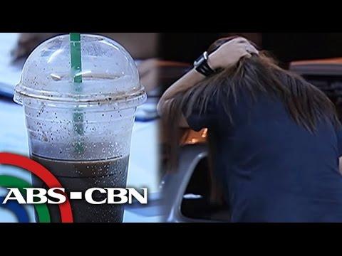 TV Patrol: Daga, laman ng inirereklamong kape ng coffee shop sa Mandaluyong