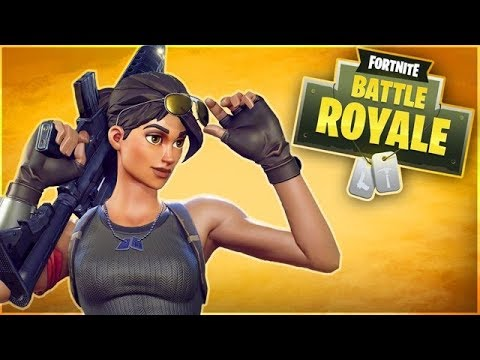 Fortnite Going For Wins! Late, long, tired stream! Road To 300 Subs!