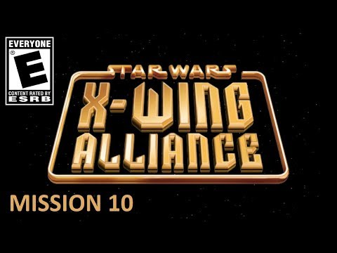 Let's Play Star Wars: X-Wing Alliance - #10 - Convoy Attack |