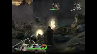 LotR: Return of the King PC Game - The Black Gate