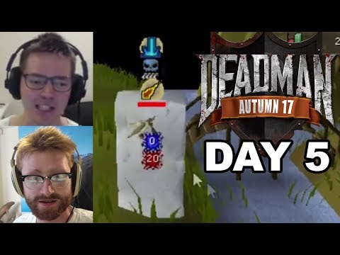 Deadman Mode $20,000 Tournament Pking (DAY 5) - Ft. Mankedupmage, Monni, Anteeks & LiT
