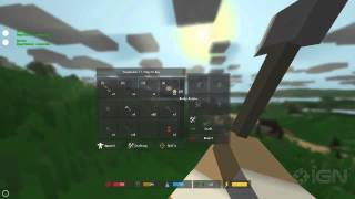 Unturned - How To Build A Bridge