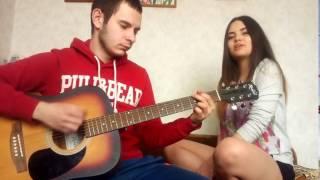 Бумбокс - Вахтёрам. На гитаре (Cover)