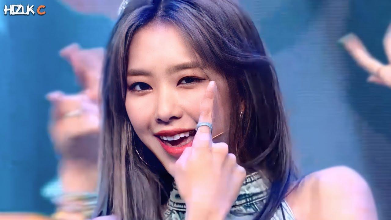 오마이걸(OH MY GIRL) - Dun Dun Dance 교차편집(stage mix)