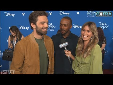 """Anthony Mackie and Sebastian Stan's Hilarious New """"Avengers: Infinity War"""" Interview"""