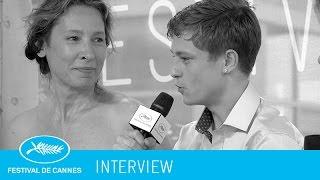 LA TÊTE HAUTE - interview- (vf) Cannes 2015