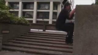 Кэт лип с разбега | Running Cat Leap. Уроки паркура на parkour.org.ru