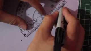 Carlos Mendoza bicectrices, incentro, y círculo inscrito en un triángulo