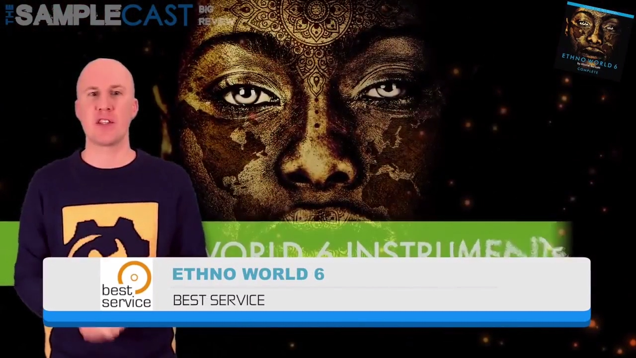 Best Service Ethno World 6 Complete – Time+Space