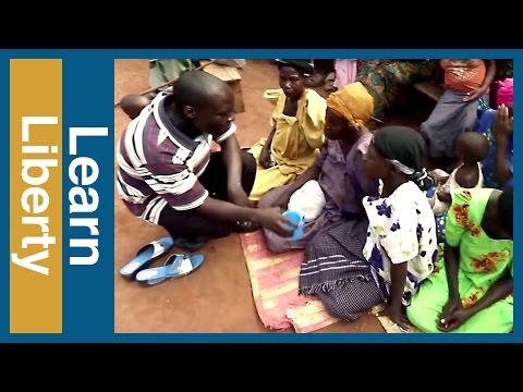World Poverty: Foreign Aid vs. Charity That Actually Works - Learn Liberty