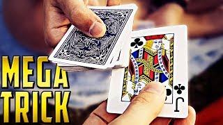 Dieser Kartentrick ist SO verblüffend, du MUSST ihn lernen! Erklärung für Anfänger