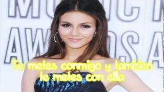 Begging On your Knees - Victoria Justice Traducida al Español + Download (HD)