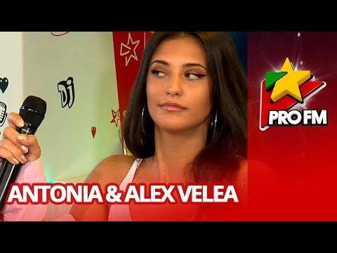 Antonia & Alex Velea - Iubirea mea | ProFM LIVE Sessio
