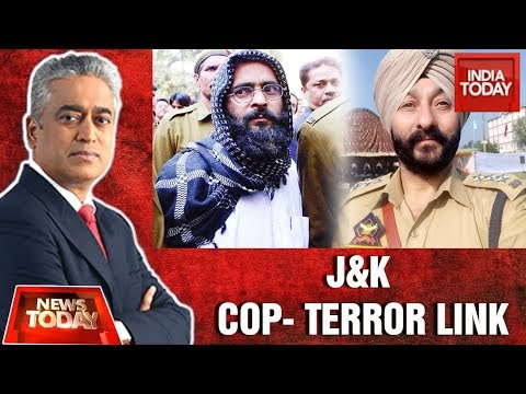 Was J&K DSP Davinder Singh A Double Agent? | News Today With Rajdeep