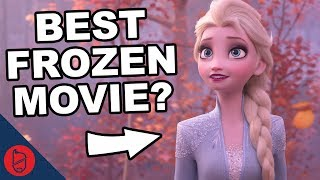 Frozen 2 Spoiler Review