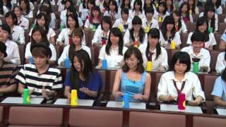 海外で大人気CUPS(カップス)をSuzuと女子高生100人とチャレンジした模...