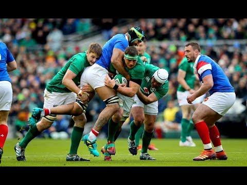 Short Highlights: Ireland V France   Guinness Six Nations