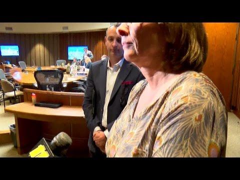RAW VIDEO: Raleigh Mayor Nancy McFarlane Reacts To Police-involved Shooting