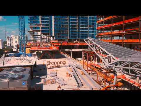 Brickell City Centre Project Completion 2015